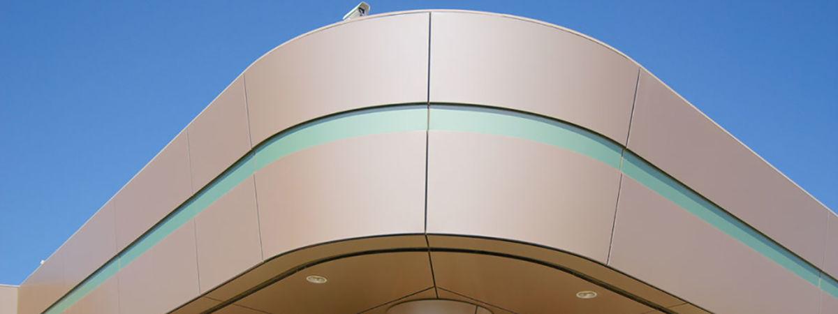 композитный фасад