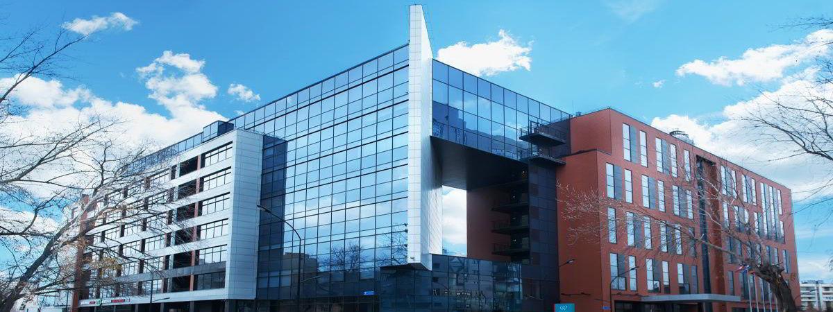 Светопрозрачное остекление фасада