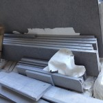 монтаж гранитного фасада