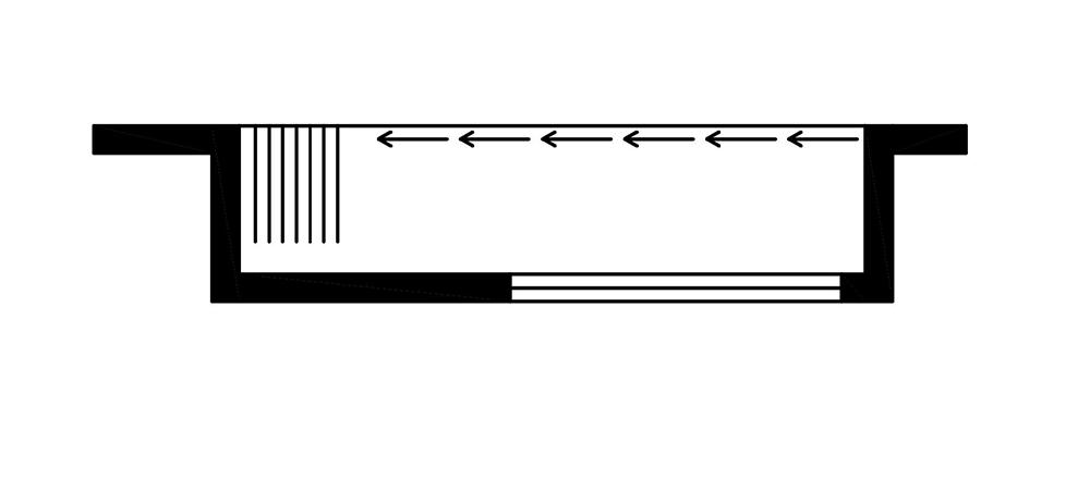схема безрамного остекления