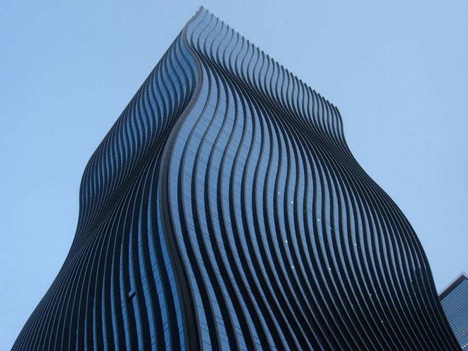 остекление фасадов в 21 веке